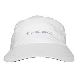 #LoveShowsUp Baseball Cap