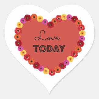 Lovetoday Heart Sticker