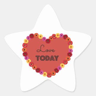 Lovetoday Star Sticker