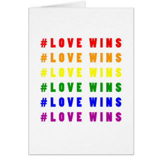 #LoveWins Card