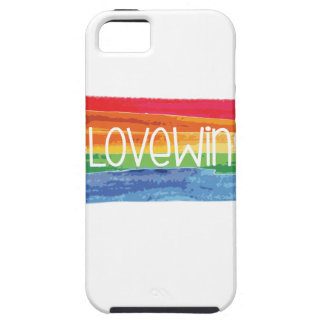 #LoveWins iPhone 5 Covers