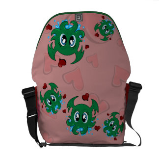 Lovey Cthulhu Commuter Bag