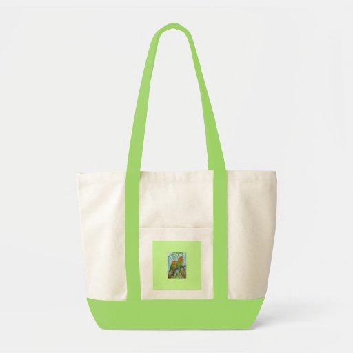 Lovey & Dovey Tote Bag