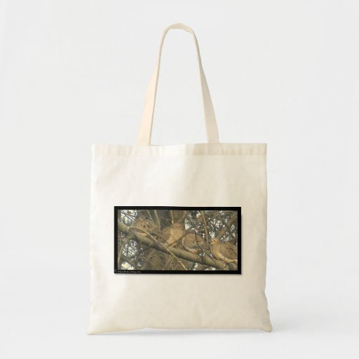 Lovey Dovey Doves ℒ ☺♥ε Bag* Budget Tote