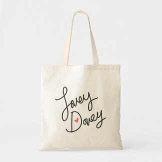 Lovey Dovey Tote Bag