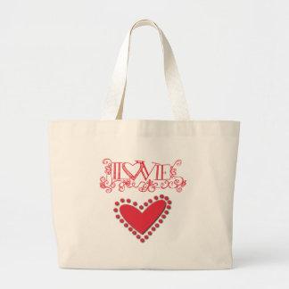 lovie large tote bag