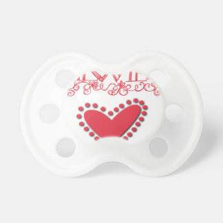 lovie pacifier