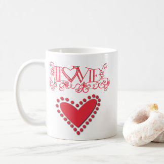 Lovie sulk coffee mug