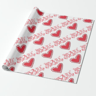 lovie wrapping paper