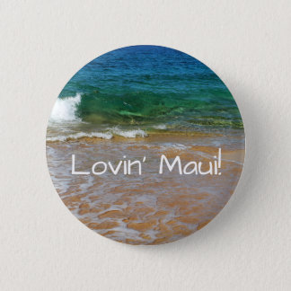 Lovin' Maui Sandy Maui Beach Button
