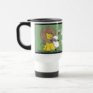 Lovin' You to PEACEs Travel Mug