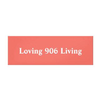 Loving 906 Living Wall Art
