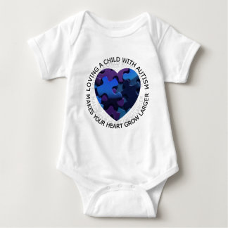 Loving a Child with Autism T-shirts