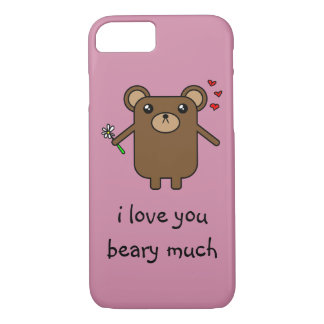 Loving Bear iPhone 7 Case