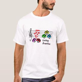 Loving Beatles T-Shirt