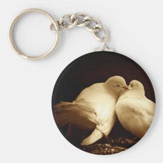 Loving Birds - Key Chain