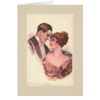 Loving Couple, Card