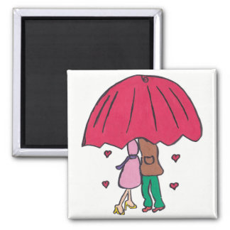 Loving Couple Magnet