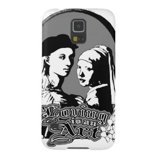 Loving is an art galaxy s5 covers