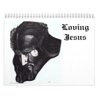 LOVING JESUS calendar