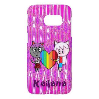 Loving Kittens Samsung Galaxy S7 Case