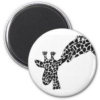 Loving mama 2 inch round magnet