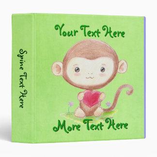 Loving Monkey Binder