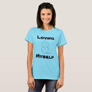 Loving Myself Superb Woman T-Shirt