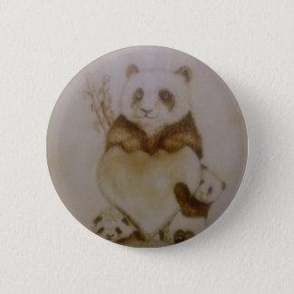 Loving Pandas 2 Inch Round Button