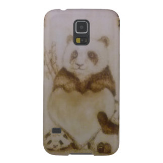 Loving Pandas Galaxy S5 Covers