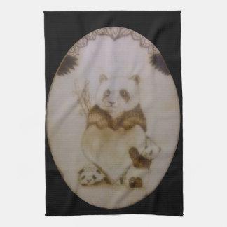 Loving Pandas Kitchen Towel