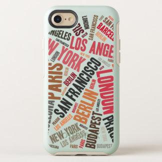 Loving traveling OtterBox symmetry iPhone 8/7 case