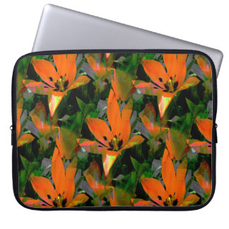 Loving Tulips... Laptop Sleeve