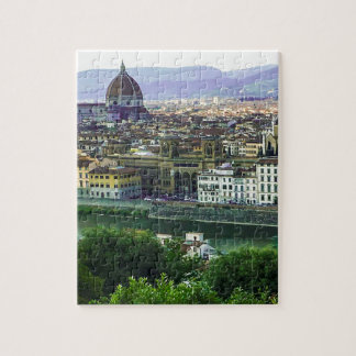 Loving Tuscany! Photo Print Jigsaw Puzzle