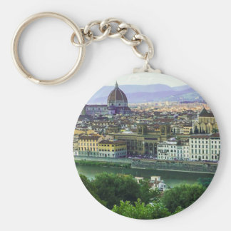 Loving Tuscany! Photo Print Keychain