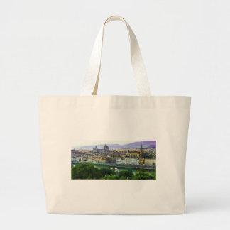 Loving Tuscany! Photo Print Large Tote Bag