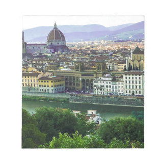 Loving Tuscany! Photo Print Notepads