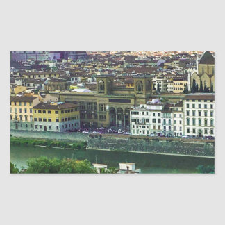 Loving Tuscany! Photo Print Sticker