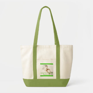 Loving You Makes Life Worth Living Impulse Tote Bag