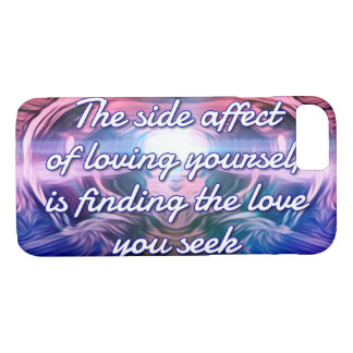 Loving Yourself iPhone 7 Case