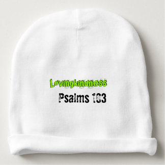 Lovingkindness Psalms Chapter 103 Baby Beanie