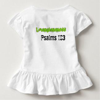 Lovingkindness Psalms Chapter 103 Toddler T-shirt