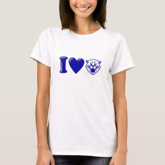 """Lovington """"I Heart Wildcats"""" T-Shirt"""