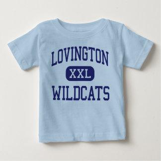 Lovington - Wildcats - Junior - Lovington Baby T-Shirt