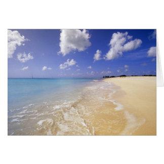 Low Bay Beach, Barbuda, Antigua Card
