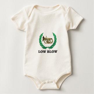 low blow tuba baby bodysuit