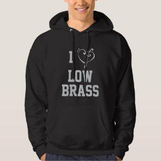 Low Brass Baritone Hoodie