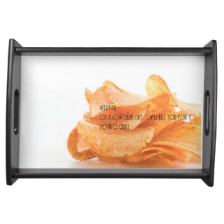 Low Carb Diet Serving Tray