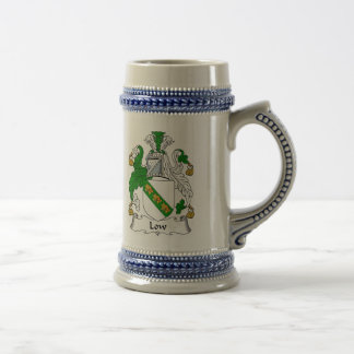 Low Coat of Arms Stein - Family Crest
