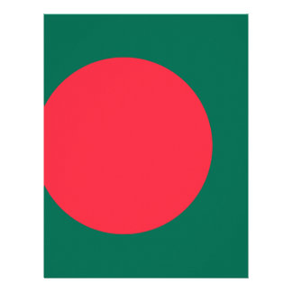 Low Cost! Bangladesh Flag Letterhead